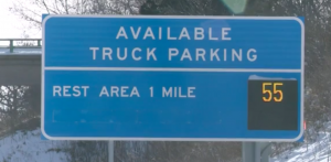 Parking System Aims to Reduce Truck Driver Fatigue   Denver Truck Accident Attorney