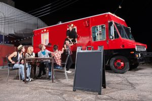 Drivers Must Share the Roads with Food Trucks | Denver Truck Accident Attorneys